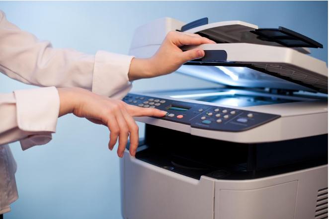 Printers Running