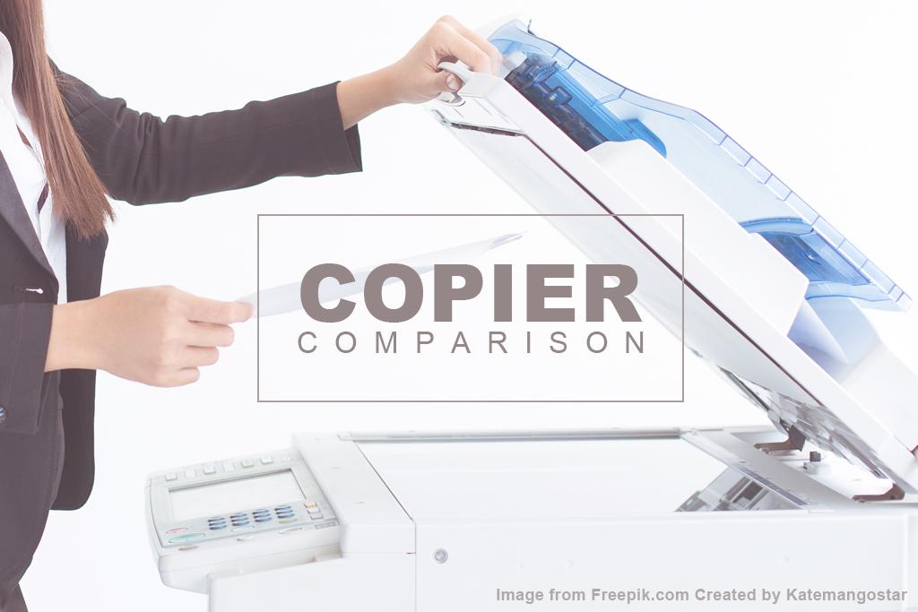 Copier Comparison