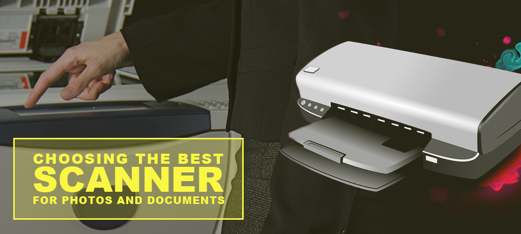 Photo Documents Scanners - Clear Choice Technical