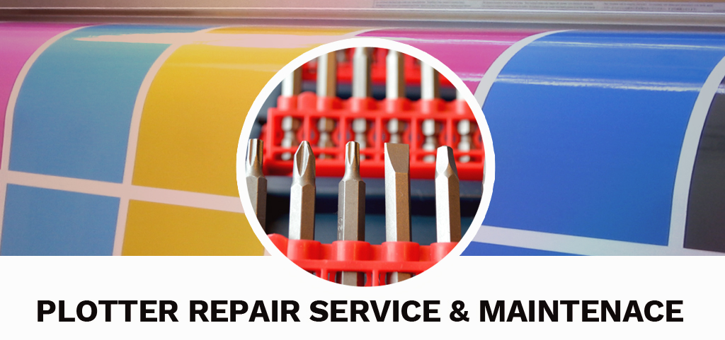 Plotter Repair Service & Maintenance - Clear Choice Technical Services