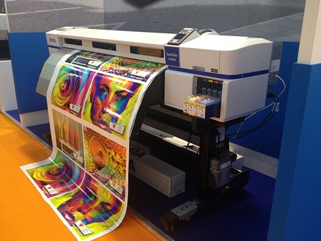 Ink Jet Digital Copier