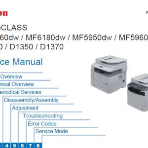 Canon6 - Technical Services