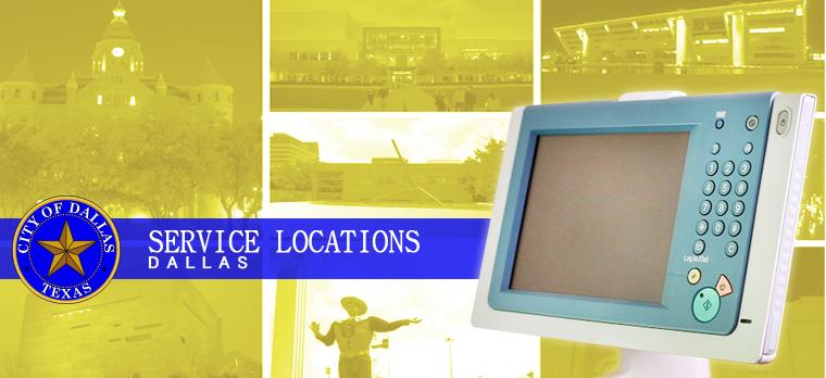 Service Location Dallas