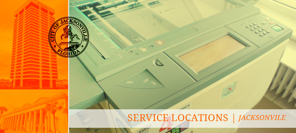 Service Location Jacksonville