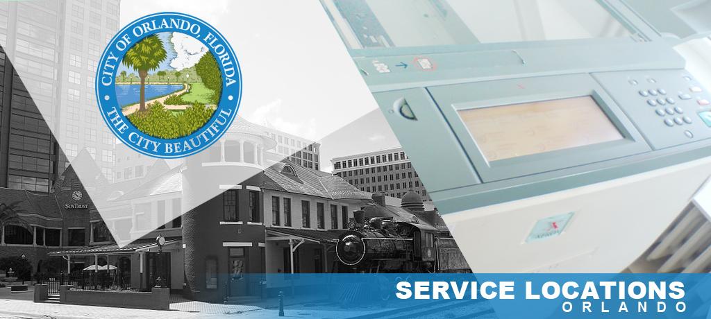 Service Location Orlando