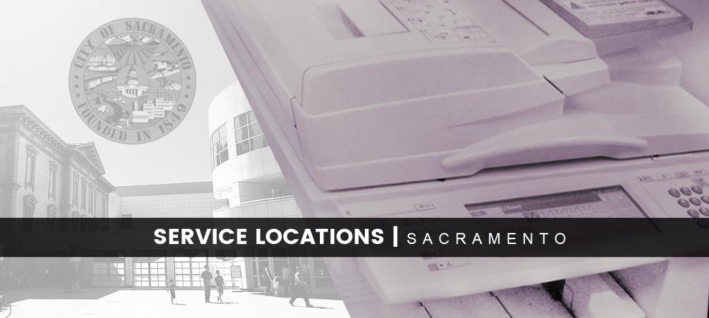 Service Location Sacramento