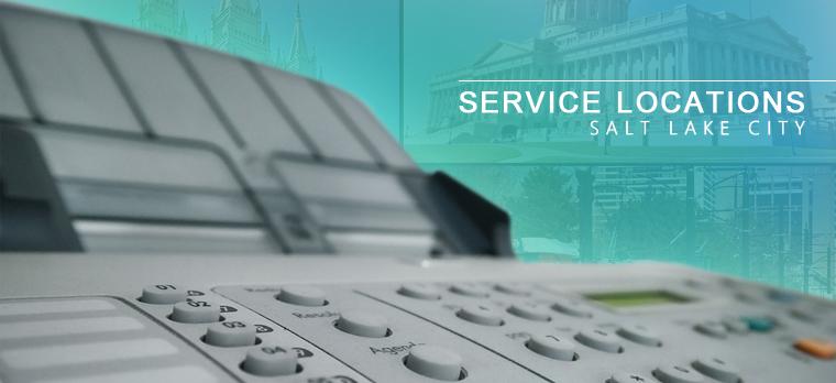 Service Location Salt Lake City