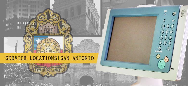 Service Location San Antonio