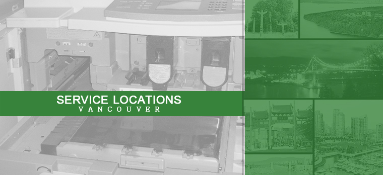 Service Location Vancouver