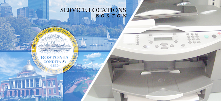 Service Location Boston