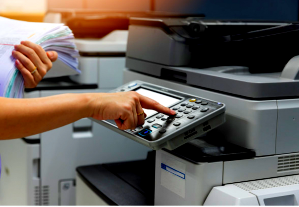 Business Copier - Clear Choice Technical Services