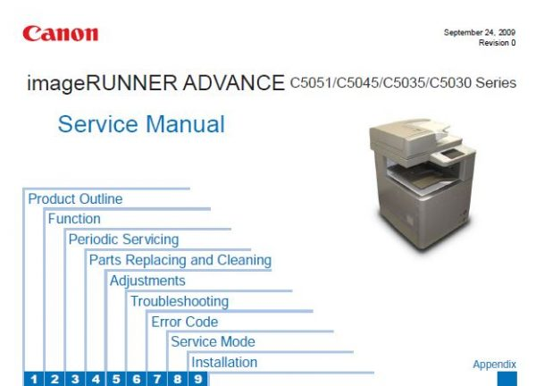 Image Runner Advance - Clear Choice Technical Services