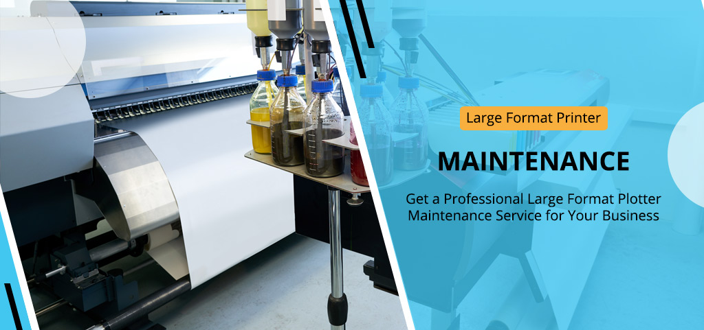 Large Format Printer - Clear Choice Technical Services