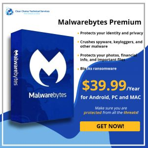 Malwarebytes - Clear Choice Technical