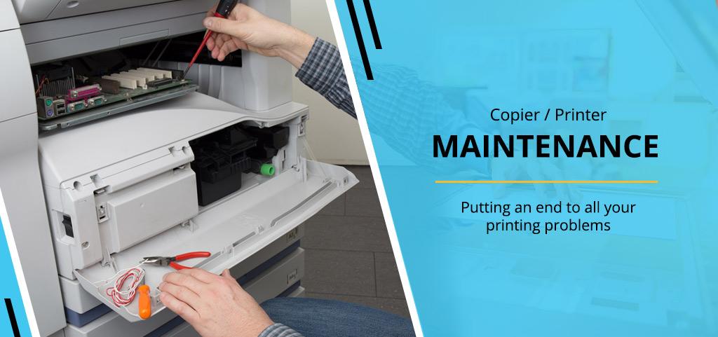 Copier Maintenance - Clear Chioce Technical