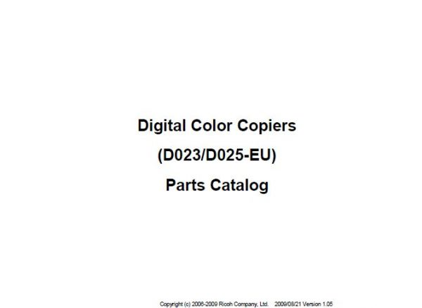 Ricoh Digital Color Copier - Clear Choice Technical Services