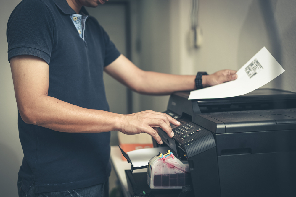How do you break a copier lease