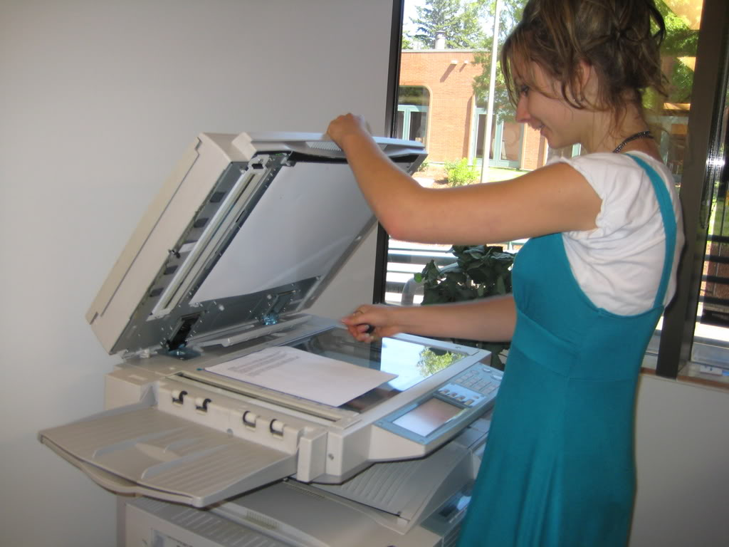 Copy Machine Problems1