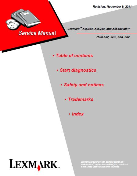 Lexmark - Clear Choice Technical Services