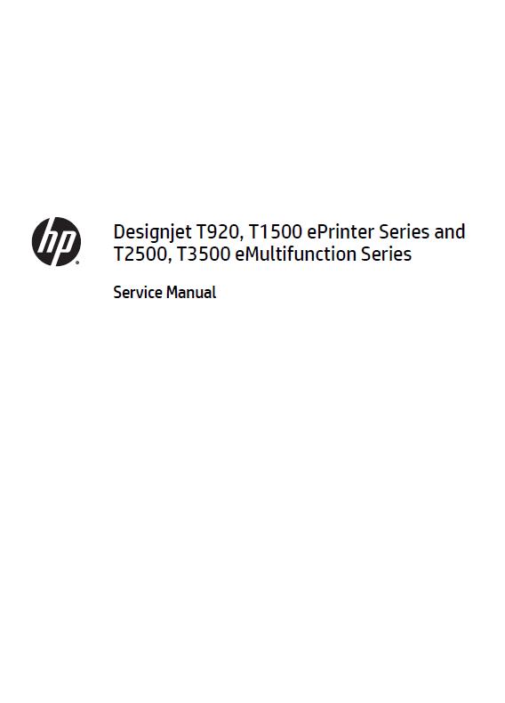 HP Designjet Manual