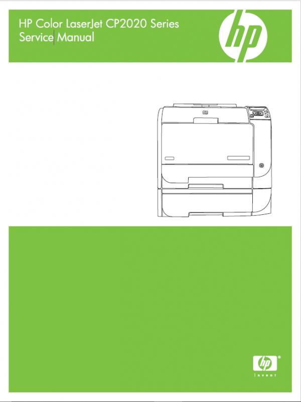HP Color Laserjet Manual