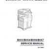 Gestetner Ricoh Savin Manual