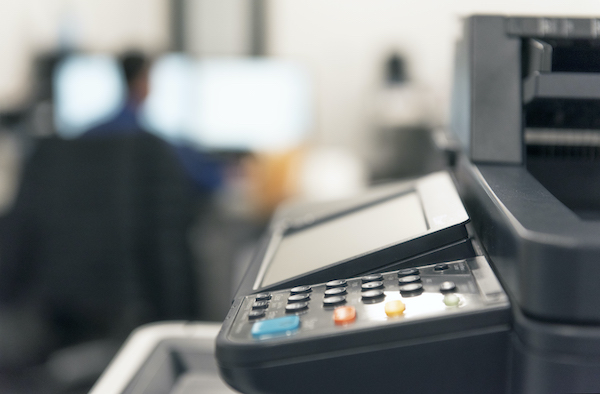 Upgrade your photocopier