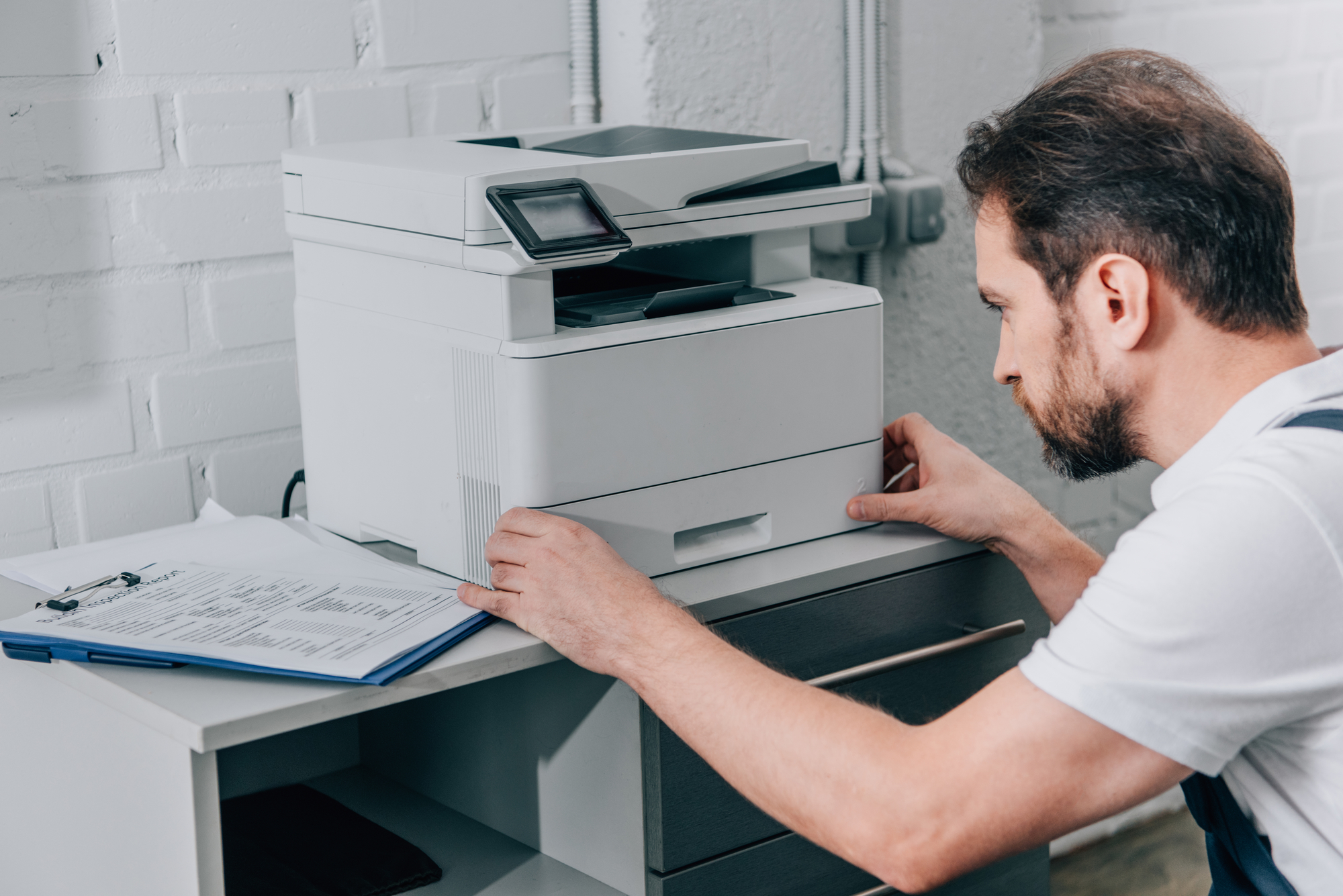 Copier Repair Technician