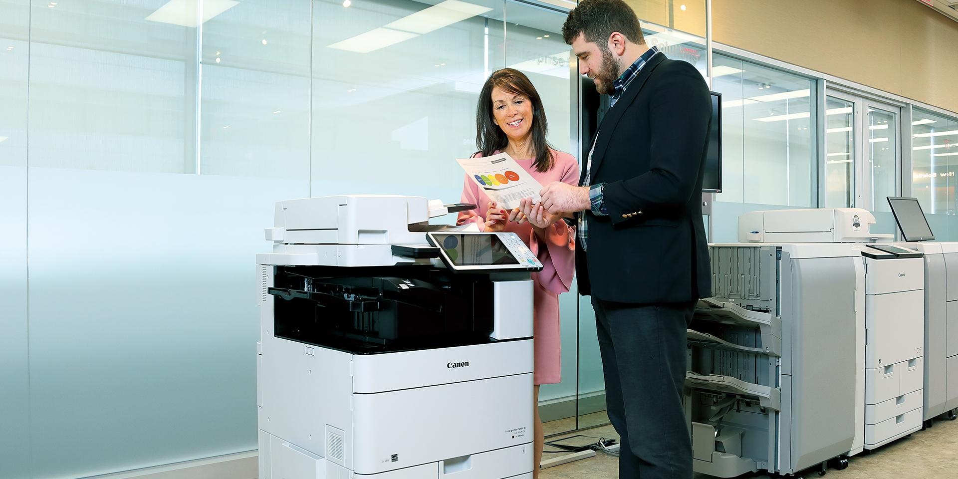 copier lease work