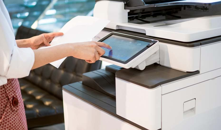 Eco Friendly Printer