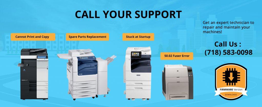 Repair a Xerox Copier