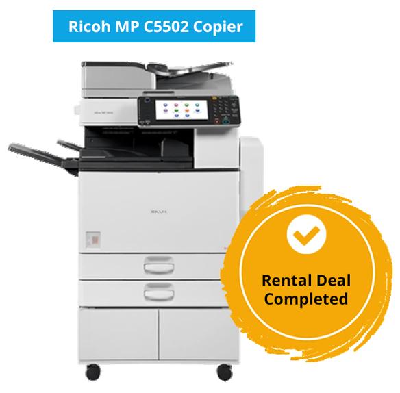 Ricoh-MP-C5502-Copier