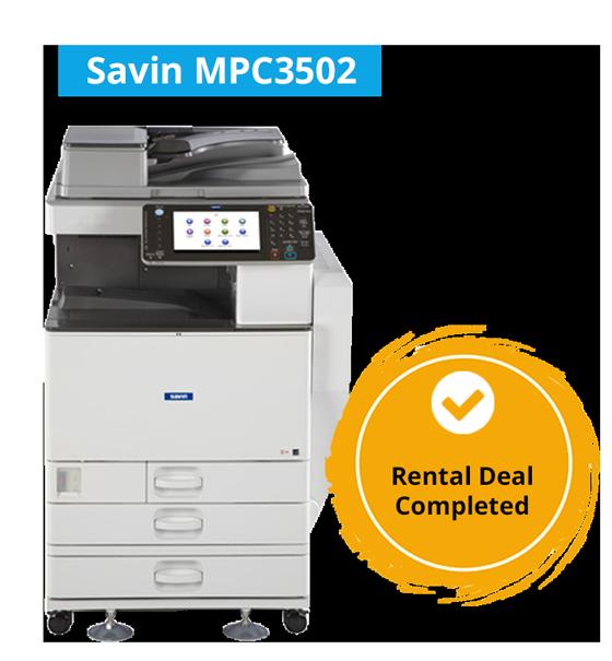 Savin-MPC3502-Copier