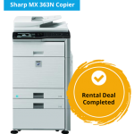 Sharp-MX-363N-Copier