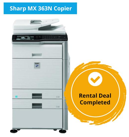 Sharp-MX-363N-Copier